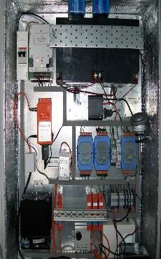 "Техническое обслуживание узлов учета газа, шкафов телеметрии ""Аксон XL"" и сигнализаторов загазованности"